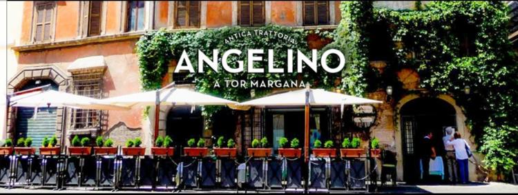 Angelino a Tor Margana