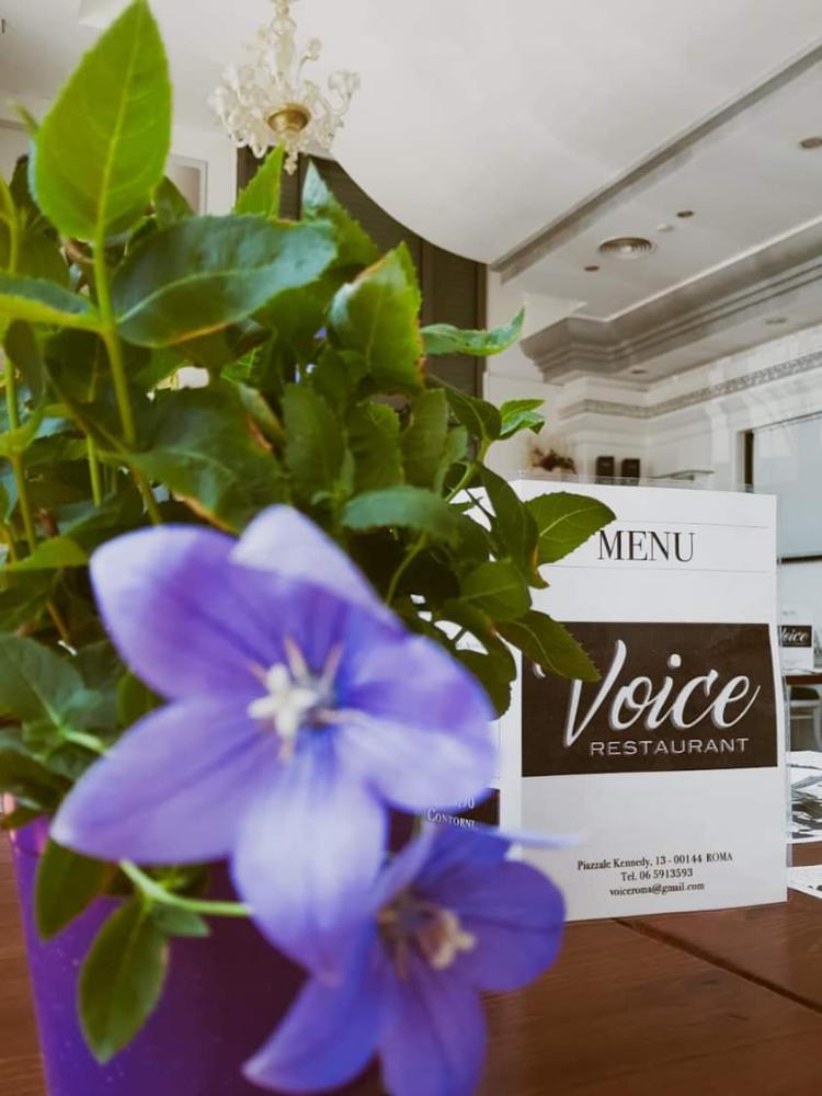 Voice Restaurant