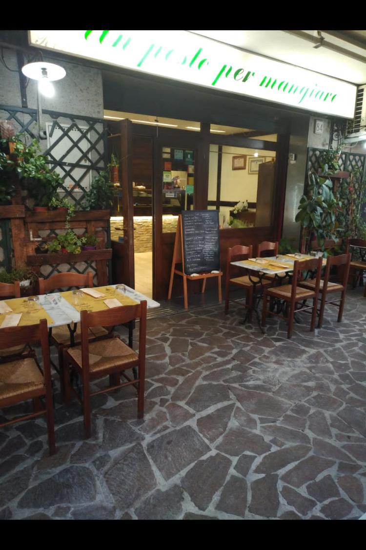 Un posto per mangiare