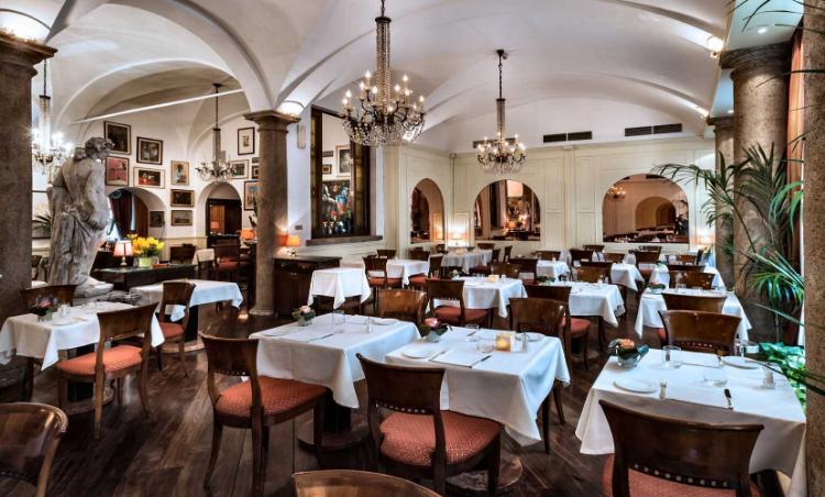 Antico ristorante Boeucc