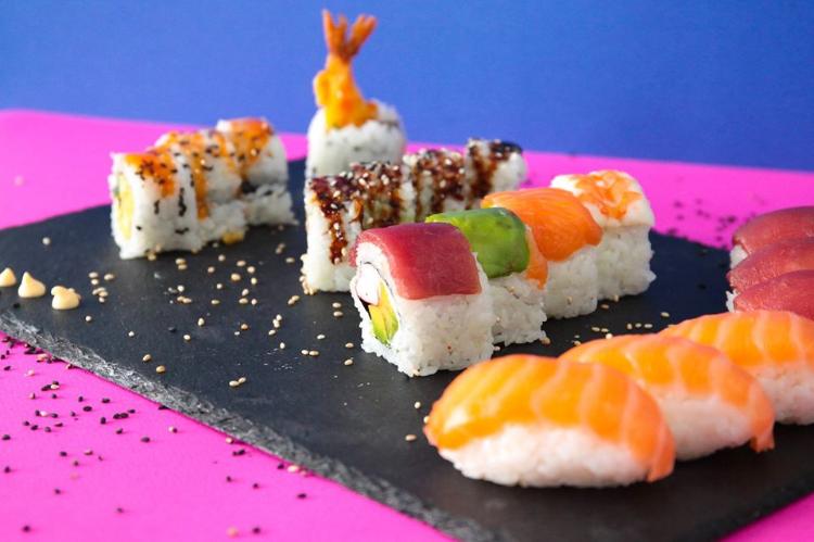 CRUDO Sushi & fish