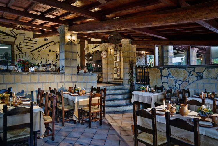 Villa hotel Valle del Marta