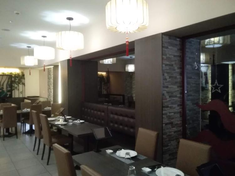 Zenchi restaurant
