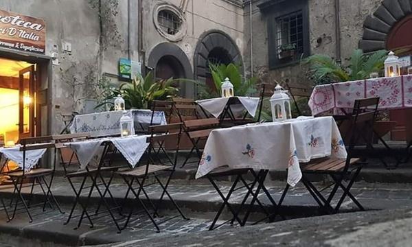 "Enoteca sapori d"" Italia"