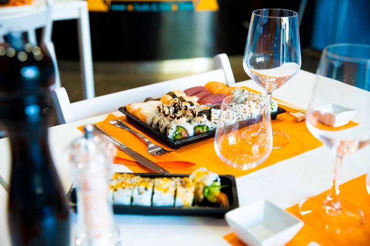 CRUDO Sushi & Fish Prenestina