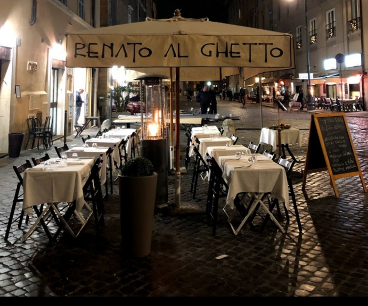 Renato al Ghetto