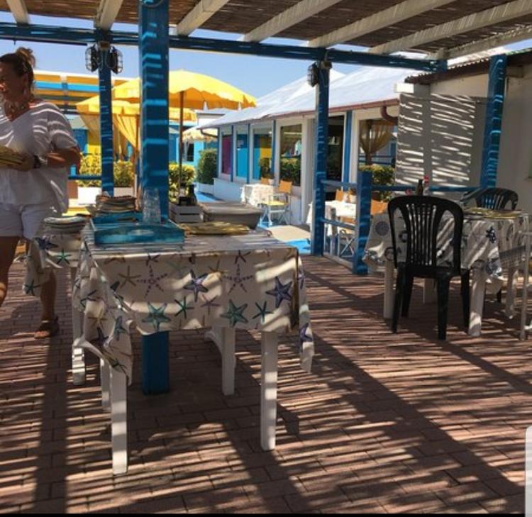 Rio ristorante  stabilimento balneare